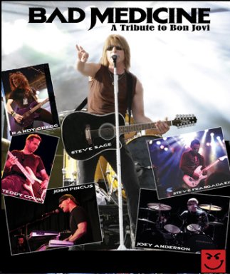 Bon Jovi Tribute Band Long Island