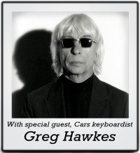 Special Guest: Greg Hawkes