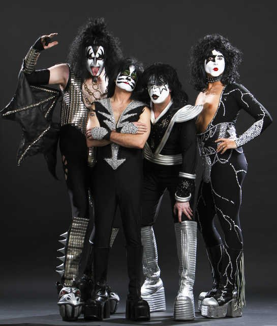 Almost Kiss Tribute Band